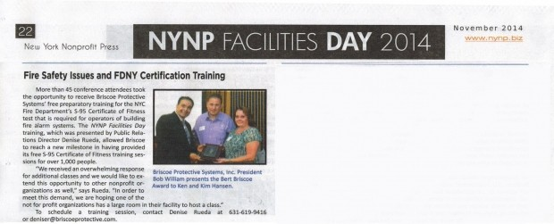 NYNP_FacilitiesDay_112014