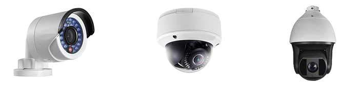 security cameras and video
